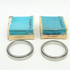 Bearing Cups Races LOT of 2 GM 9412897 Bower 18620 NOS