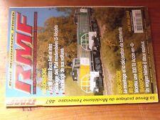 $$$ Revue RMF N°467 BB 63000Eclairage PLMBatiments030 TU AcornWagon trem