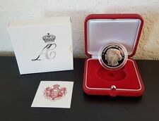 "Monaco 10 euro Silver Proof coin 2011 ""Wedding Albert & Charlene"" New box + COA"