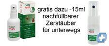 CARE PLUS Anti Insect Deet Spray 40% -200 ml- plus 15ml Zerstäuber 100ml=11,60 €
