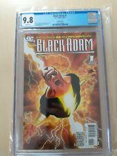 DC Comics Black Adam #1 CGC 9.8 Alex Ross Varaint