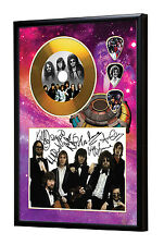 ElO Gold CD, Autograph & Plectrum Display Jeff Lynne