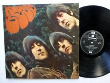 BEATLES Rubber Soul LP Emi UK 1970s reissue dk18