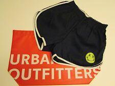 NWT  Urban Outfitters Urban Renewal Vintage Retro Sport Short / Navy