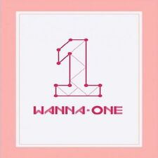 Wanna One-1st Mini Album Pink Ver CD+Sleeve+Card+Booklet+Flipbook+Ticket Produce
