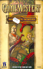 JDR RPG JEU DE ROLE / D&D PAIZO GAME MASTERY MAP PACK : SEWERS