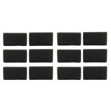 12 Reusable Foam Filters for Respironics PR System One REMstar CPAP Machines