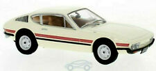 wonderful modelcar VOLKSWAGEN VW SP2 COUPE 1973 - white - 1/43 - lim. ed
