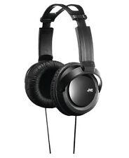 JVC HARX330 HA-RX330-K Full-Size Stereo Headphones, Black New
