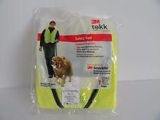 3M Scotchlite Tekk Yellow Day or Night Reflective Safety Vest 94601