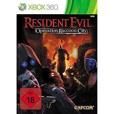 Resident Evil - Operation Raccoon City für Xbox 360 *TOP* (mit OVP)