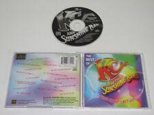 KC & THE SUNSHINE BAND/THE BEST OF(EMI 7243 837851 2 4) CD ALBUM