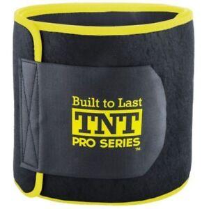 TNT Pro Series Fat Burner Waist Trainer Slimming Belt Weight Loss Belt Trimmer