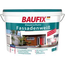 Baufix Dauerschutz - Fassadenweiß
