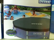 15ft Intex metal frame pool cover
