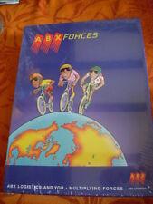 jeu de societe famille ABX forces  neuf theme le cyclisme
