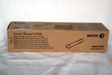 Genuine XEROX PHASER 6700  MAGENTA High Capacity Toner Cartridge 106R01508. NEW!