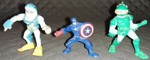 Action Figures Mixed Toy Lot
