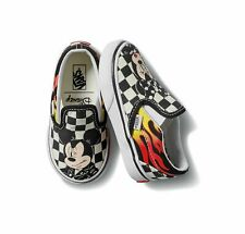 Vans x Disney Mickey & Minnie Mouse Classic Slip-On Shoes Toddler Infant
