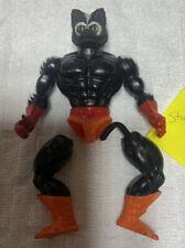 1984 Vintage Malaysia Masters of the Universe He-Man Stinkor Good Custom Repair