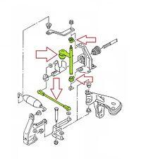 Umlenkwelle Schaltung + Hebel VW POLO Variant (6KV5)  siehe Liste unten