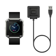 USB Charger Charging Cable Cord for Fitbit Blaze Fitness Smart Watch
