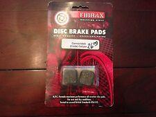 Fibrax Disc Brake Pads High Quality Excellent Value Cannondale Coda Caliper Mtb