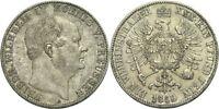 Preußen Friedrich Wilhelm IV., 1840 - 1861 Taler 1859 Berlin #372