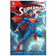 Superman Secret and Lies Comic Book (Hardcover)