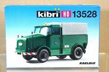 KIBRI 13528 HO SCALE DB KAELBLE WORKMANS LORRY OPEN TRUCK MODEL KIT mt