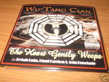 CDs PROMO WU-TANG CLAN THE HEART GENTLY WEEPS 5 TRACCE