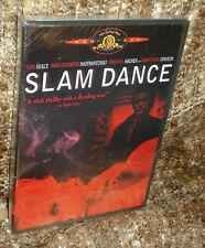 SLAM DANCE DVD, NEW & SEALED, RARE, WITH TOM HULCE & MARY ELIZABETH MASTRANTONIO