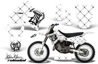 Graphic Kit Decal Sticker Wrap + # Plates For Yamaha YZ125 YZ250 93-95 SSR K W