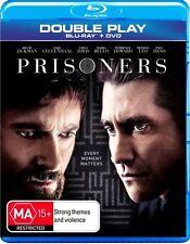 Prisoners Blu-ray: B (Europe, AU, NZ, Africa...) DVD Movies