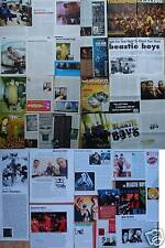 █▬█ Ⓞ ▀█▀    Beastie Boys  __ Presse Sammlung __ Clippings Collection