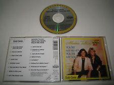 MODERN TALKING/YOU'RE MY HEART YOU'RE MY SOUL(ARIOLA/297 070)CD ALBUM