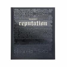 Taylor Swift Official Reputation Hardback Book