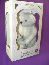"Boyd'S Bears Tender Moments ""Let'S Play"" New In Box Style # 94004"