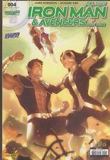 ALL-NEW IRON MAN & AVENGERS HORS SERIE N° 4 Marvel Panini comics All new 2017