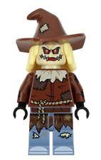 LEGO - Batman - Scarecrow - Minifig / Mini Figure