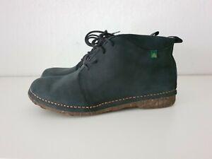 El Naturalista Ankle Boots  Leder Schuhe Stiefel  40