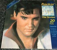 LP Album Elvis Presley – Rockin' Elvis - The Sixties 20 Great Tracks EX/EX