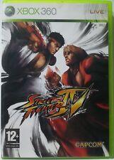 Street Fighter IV. Xbox 360. Fisico. Pal Es.