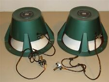 """Vintage Matched Pair12"""" Knight KN 600 HC 2 Way Speakers"""