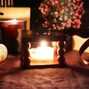 Retro Sealing Wax Furnace Stove Pot Wood Sealing Wax Spoon Stamp Craft GiftS5
