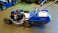 VICTA LAWN MOWER SUPER MULCHER X 4 BLADES Briggs & Stratton 625EX  Used Once