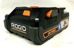 GENUINE Ridgid R840088 18V Lithium-Ion Hyper Octane 3.0Ah Battery LN