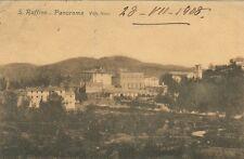 Z16854-S. RUFFINO, PANORAMA, VILLA NORCI, PISA, 1908