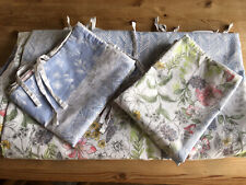 Sainsburys King Size Duvet Cover & 2 Pillow Cases In Floral Pattern