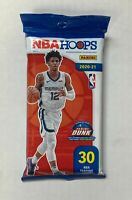 🔥 New 2020-2021 Panini NBA Hoops Basketball 30-Card Cello Fat Pack Lamelo? 🏀